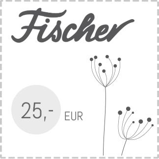 Gärtnerei Fischer Gutschein 25 Euro